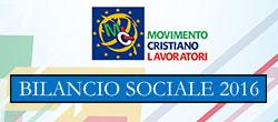 Bilancio Sociale 2016 MCL
