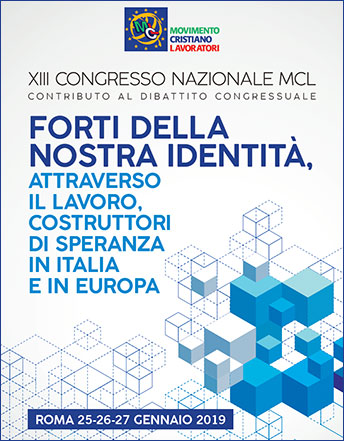 XII Congresso Nazionale MCL